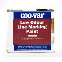 Low Odour Line Marking Paint Thinners